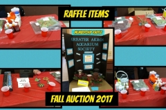 Our Raffle Items