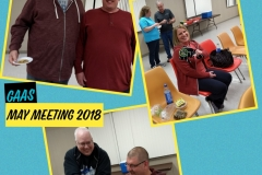 2018 GAAS May Meeting Winners