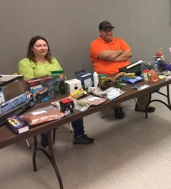 The Raffle is overseen by Justin Bahil & Kristen Codish.